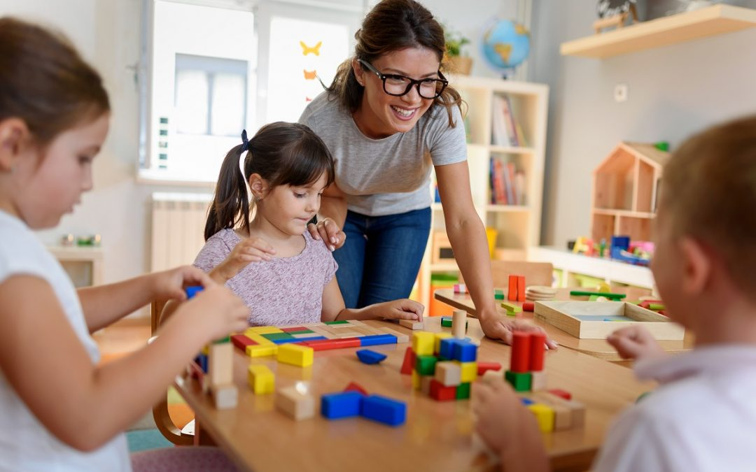 Top Reasons to Enroll your Child in a Preschool