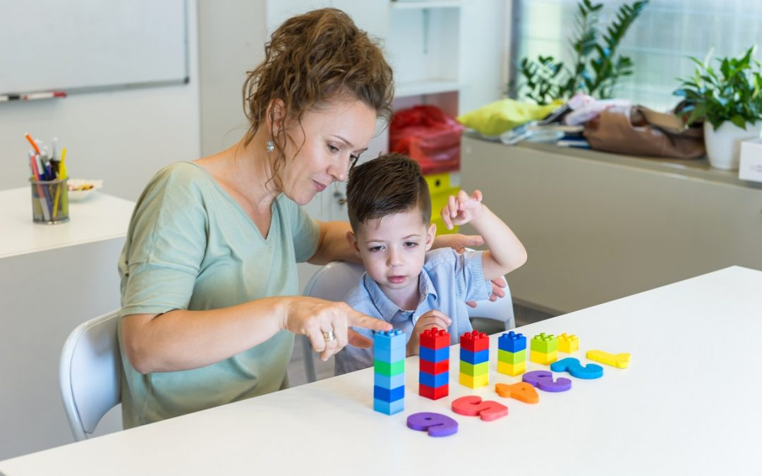 Tips to Help Teach Math to Your Pre-K Child