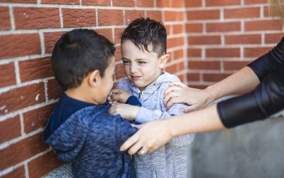 What Parents Should Do When a Child Hits at Preschool