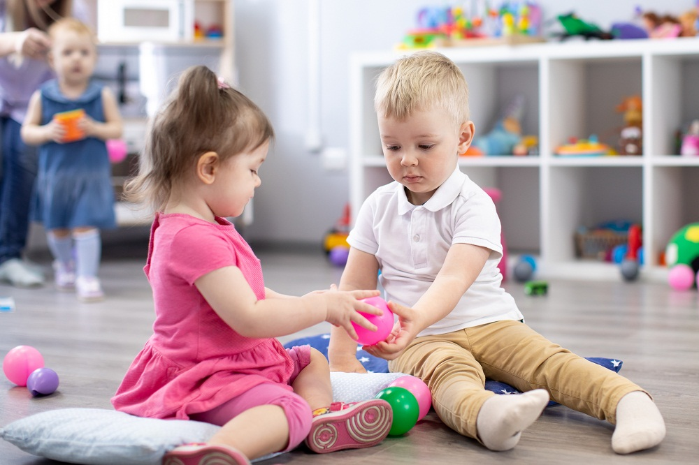 Tips for Teaching Your Toddler to Share