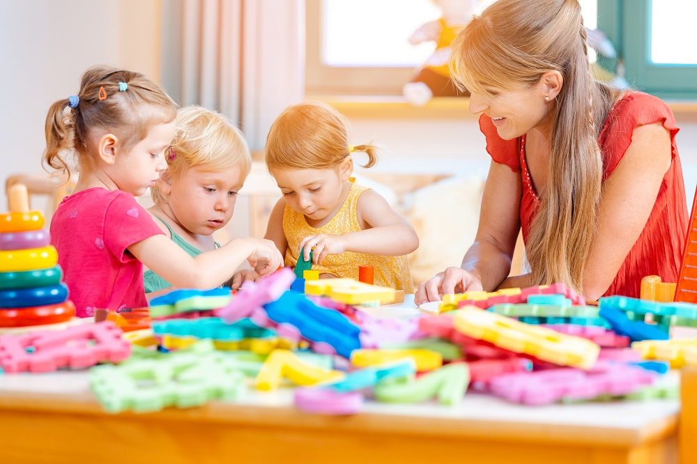 Free Play in Preschool: Why Is It Necessary?