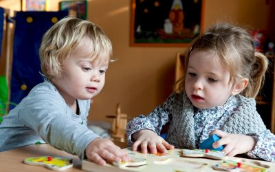 How Preschool Helps in Your Child's Development