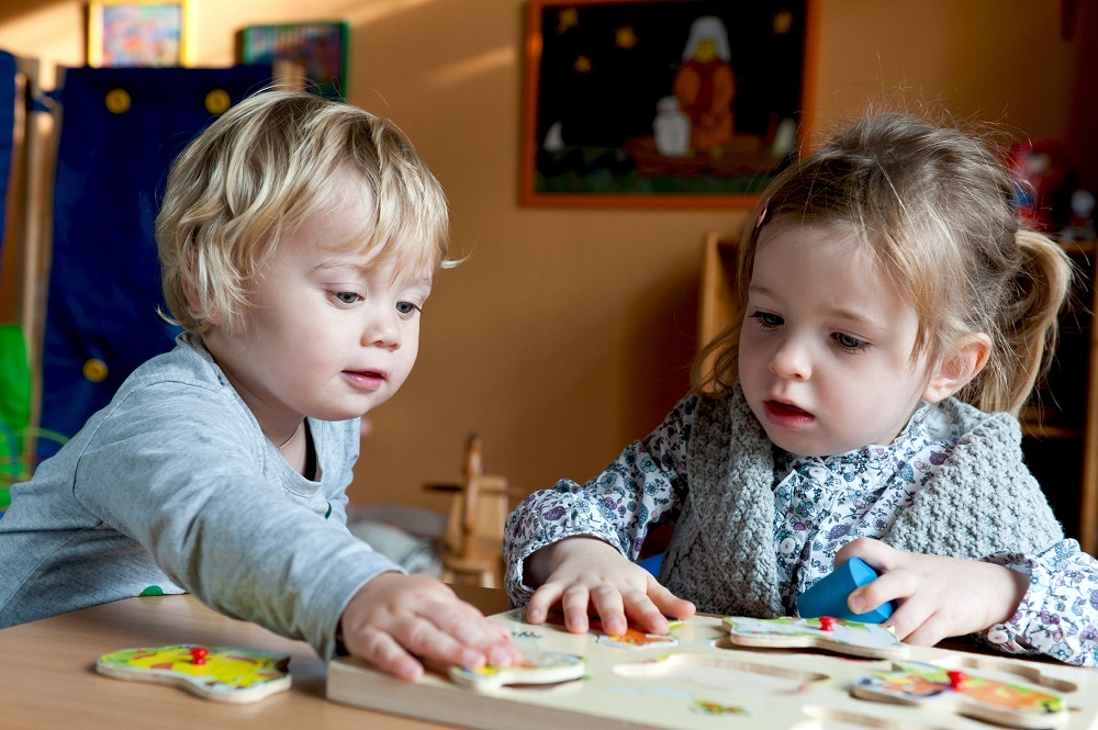How Preschool Helps in Your Child's Development
