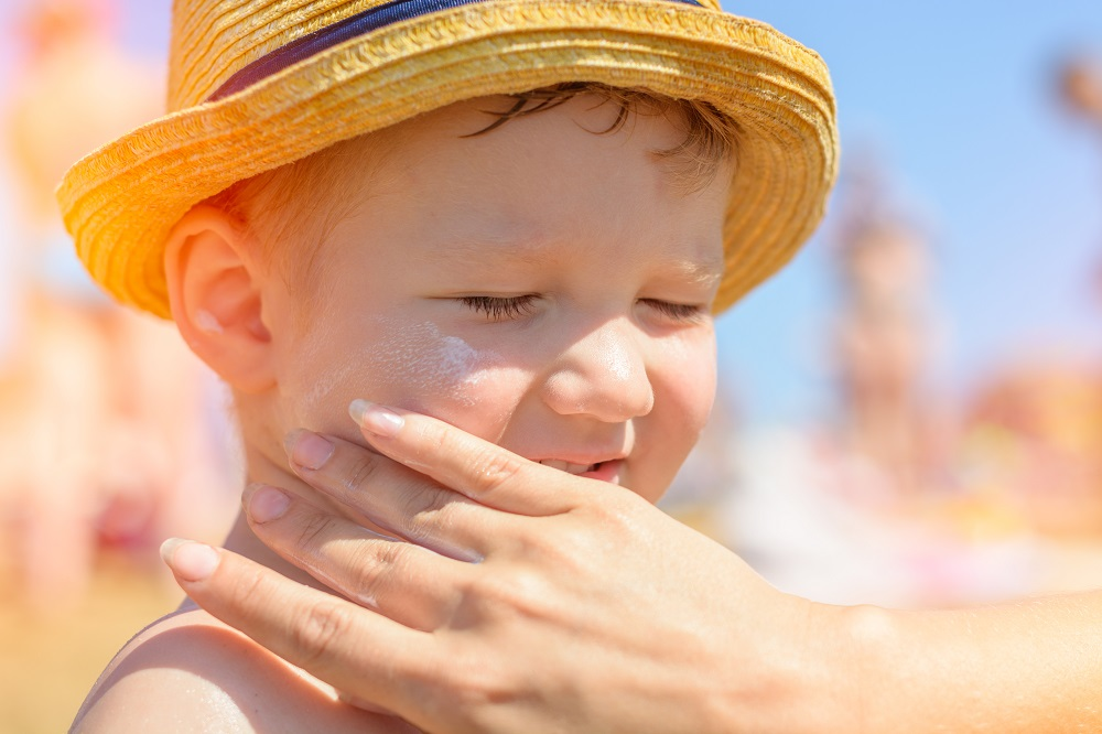 Safety sun tips for children in Franklin, TN